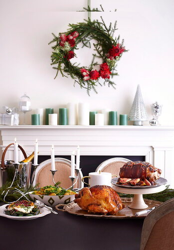 A Christmas Banquet