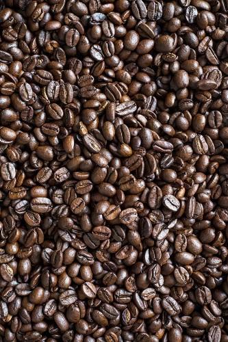 Kaffeebohnen (bildfüllend)