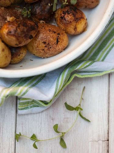 Bratkartoffeln mit Kräutern