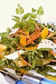 Salatteller (Ausschnitt)