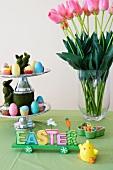 Festive Easter Table
