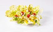 Gemischter Salatteller