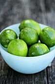A bowl of limes