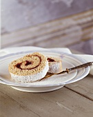 Two slices of Swiss roll