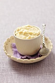 Horseradish-egg dip for Easter