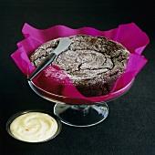 Queen of Sheba cake (chocolate cake)