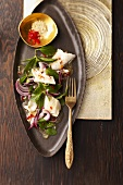 Seafood salad (Thailand)