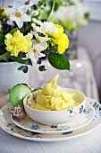 Mashed potatoes for Easter