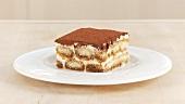 Tiramisù (a layered dessert with mascarpone & cocoa, Italy)