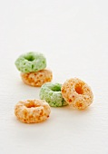 Cerealien-Apfel-Kringel