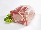 Loin of pork, bone-in