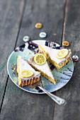 Meidling lemon cake (Vienna, Austria)