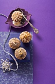 Orange and poppy seed balls