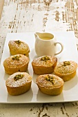 Passion fruit friands