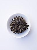 Green tea 'Mu Dan' (China)