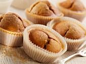 Sea buckthorn muffins