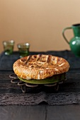 Veal pie