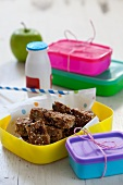 Energy bars for school