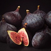 Fresh Whole Figs; One Half