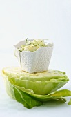 Cabbage salad (Romania)