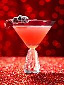 Bourbon Cherry Sour