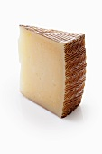 A slice of Manchego cheese