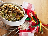 Ryys und Boor (rice and leek), Switzerland