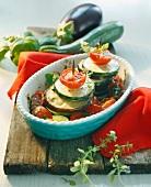 Spiedini di verdure al forno (oven-baked vegetable skewers)