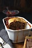 Venison terrine in pastry