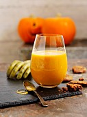 A Halloween smoothie