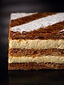 Mille Feuille with vanilla custard (France)