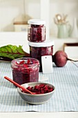 Beetroot relish with horseradish