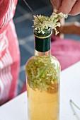 Elderflower vinegar