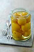 Salted lemons