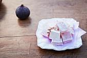 Lokum (jelly sweets, Turkey)