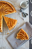 Galette De Rois (Three Kings cake, France)