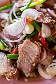 Yam Moo Hoo (spicy pork salad, Thailand)