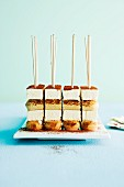 Tiamisu on sticks