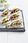 Gua Bao (Chinese pork sandwiches)