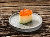 Gunkan maki sushi