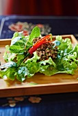 Thai duck salad