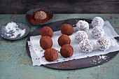 Super food truffles