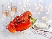 Orkney lobster for Christmas