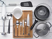 Utensils for egg dishes