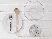 Kitchen utensils for preparing sourdough