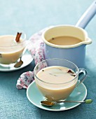 'Cuppa Chai' spiced tea with milk and honey