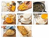 How to prepare Hokkaido pumpkin bread