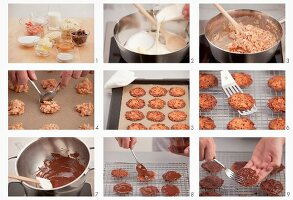 Florentines being made
