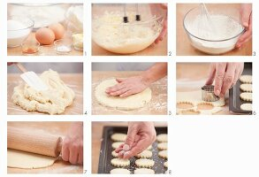 Rolled Sugar Cookies zubereiten