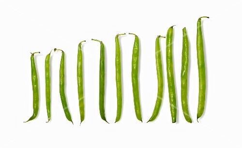 Green beans (diagram)